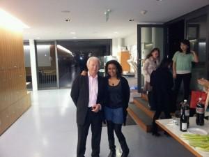 With Prof.Gililov